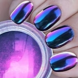 PrettyDiva Chameleon Chrome Nail Powder