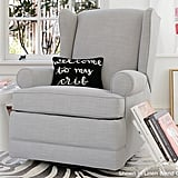 Wingback Glider & Recliner