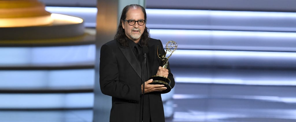 Glenn Weiss Proposing During Emmy Awards Acceptance Speech