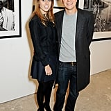 In 2013, the duo attended a private view of Nikolai Von Bismarck's photography exhibition (aka Kate Moss's boyfriend).