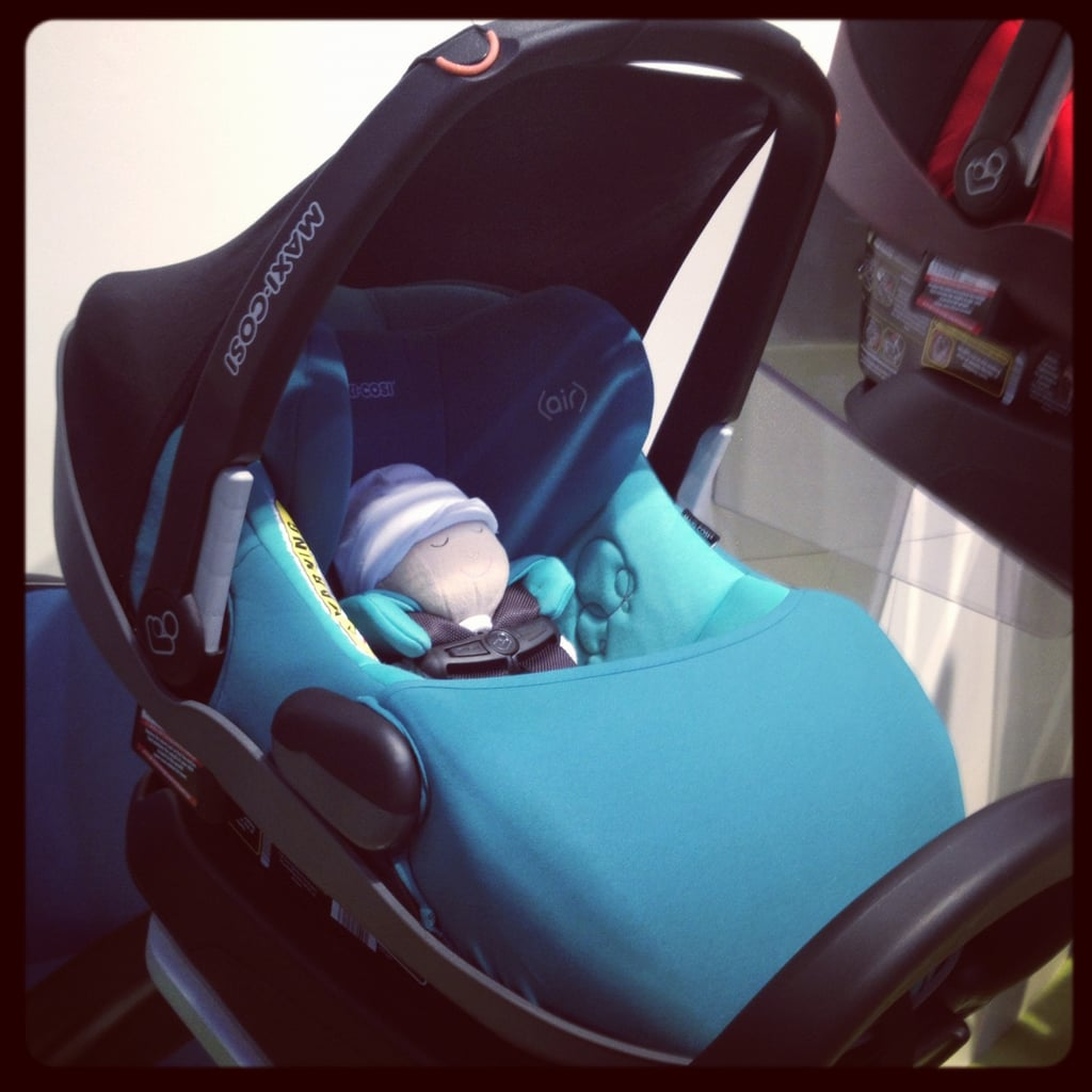 The Maxi Cosi Prezi Was Just Released Infant Car Seat Has An