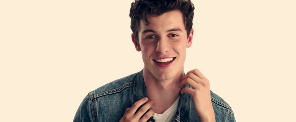 "Shawn Mendes ""Nervous"" Music Video"