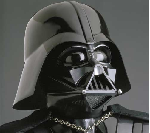 Darth Vader's Secret Talent