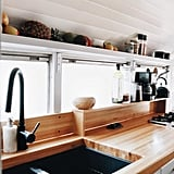 Those Wooden Countertops Are Everything