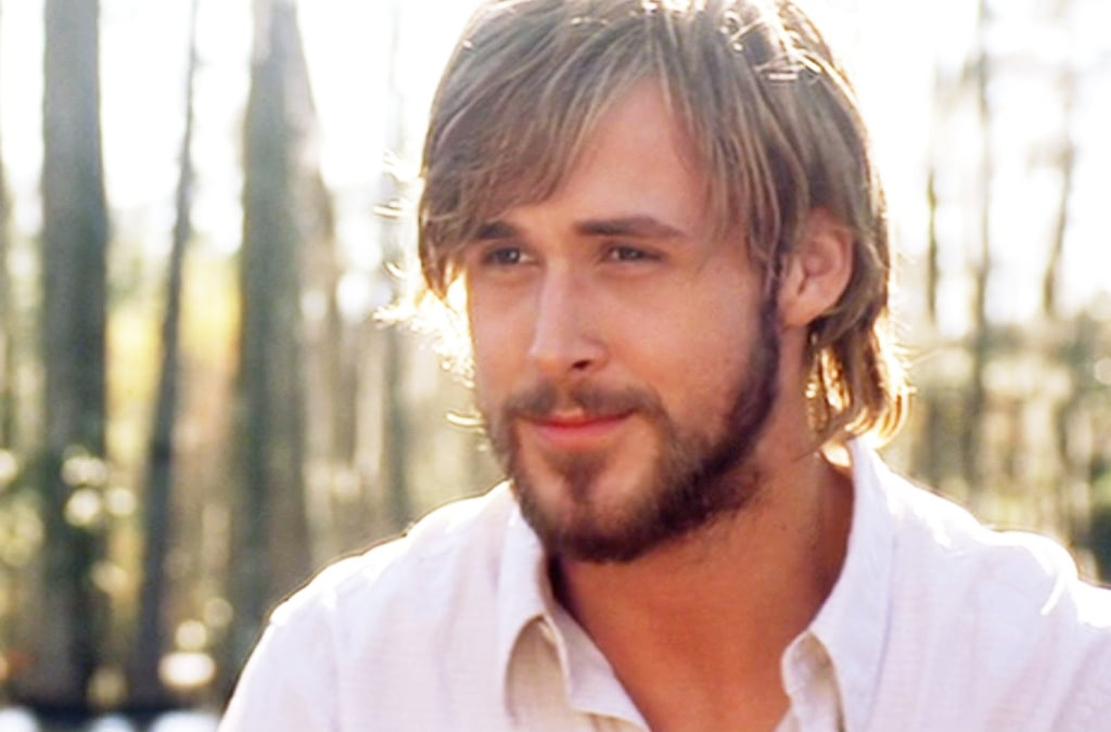 The Scruffy Smirk | Ryan Gosling in The Notebook ...