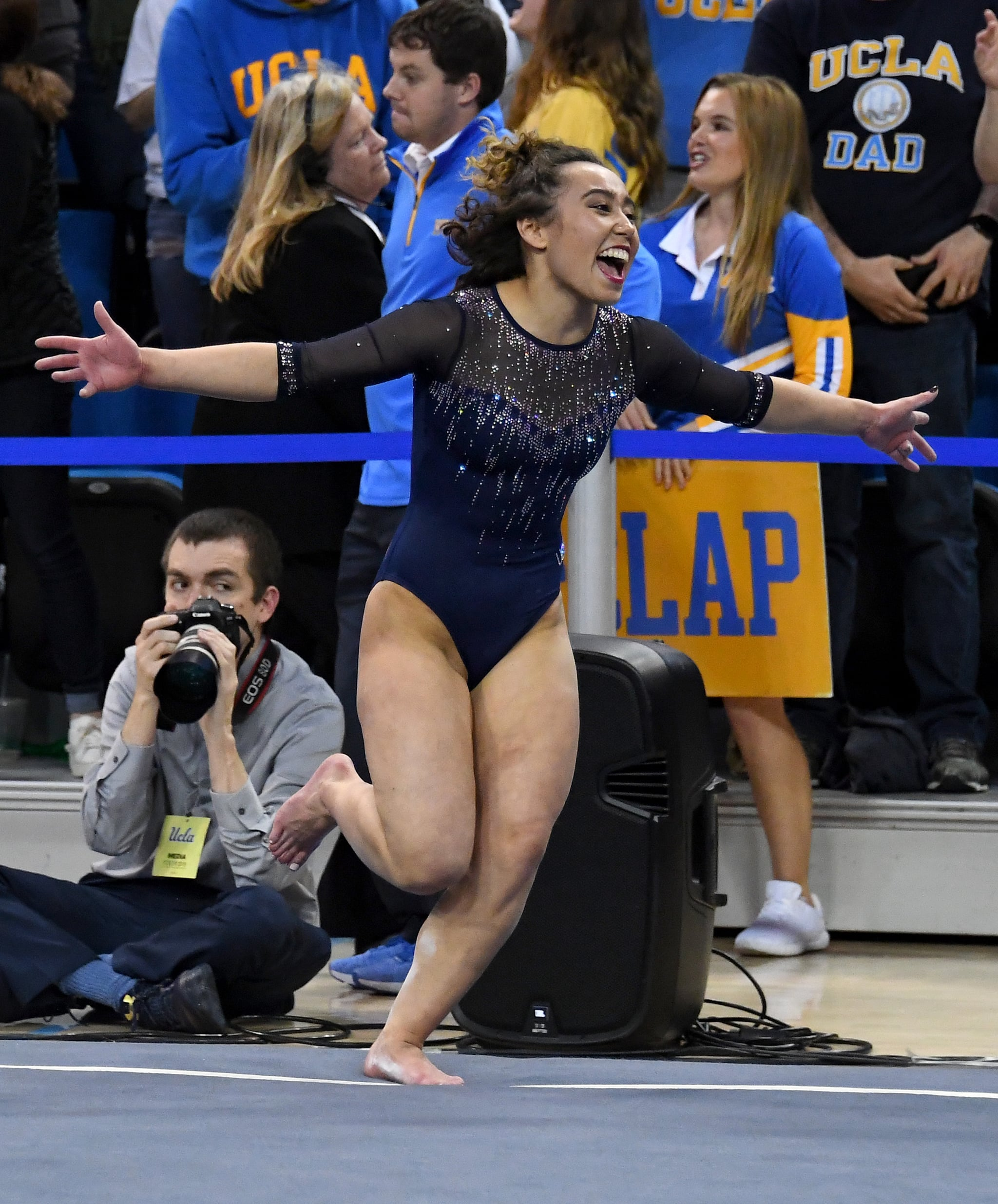 Katelyn Ohashi's Beautiful and Kind Response to Body Shamers Proves Love Always Wins