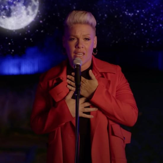 "Watch Pink and Ndlovu Youth Choir Sing ""A Million Dreams"""