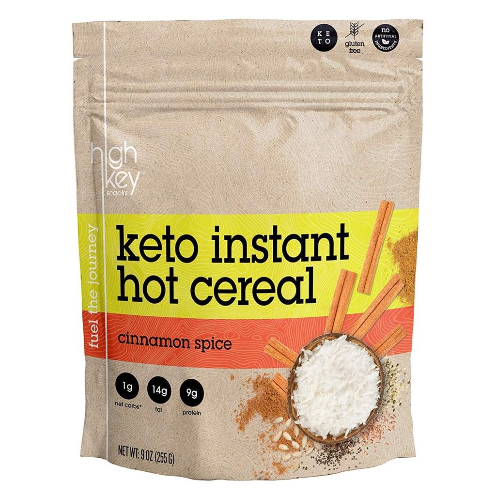 HighKey Snacks Keto Instant Hot Cereal