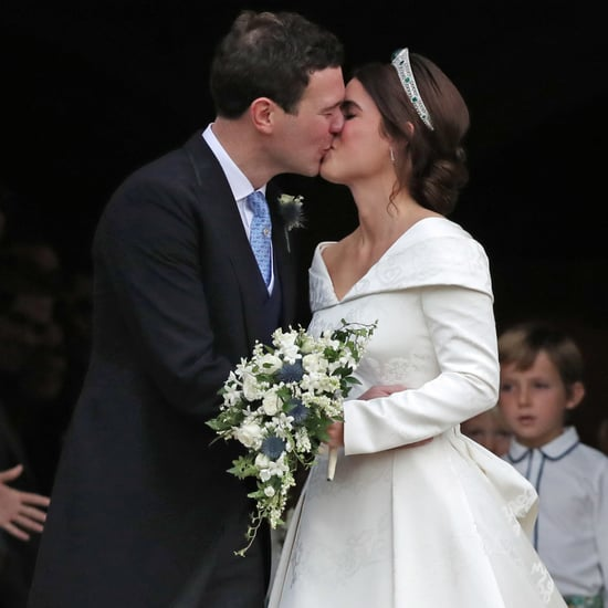 Princess Eugenie and Sarah Ferguson Wedding Pictures
