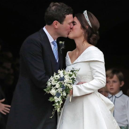 Princess Eugenie and Sarah Ferguson Wedding Pictures