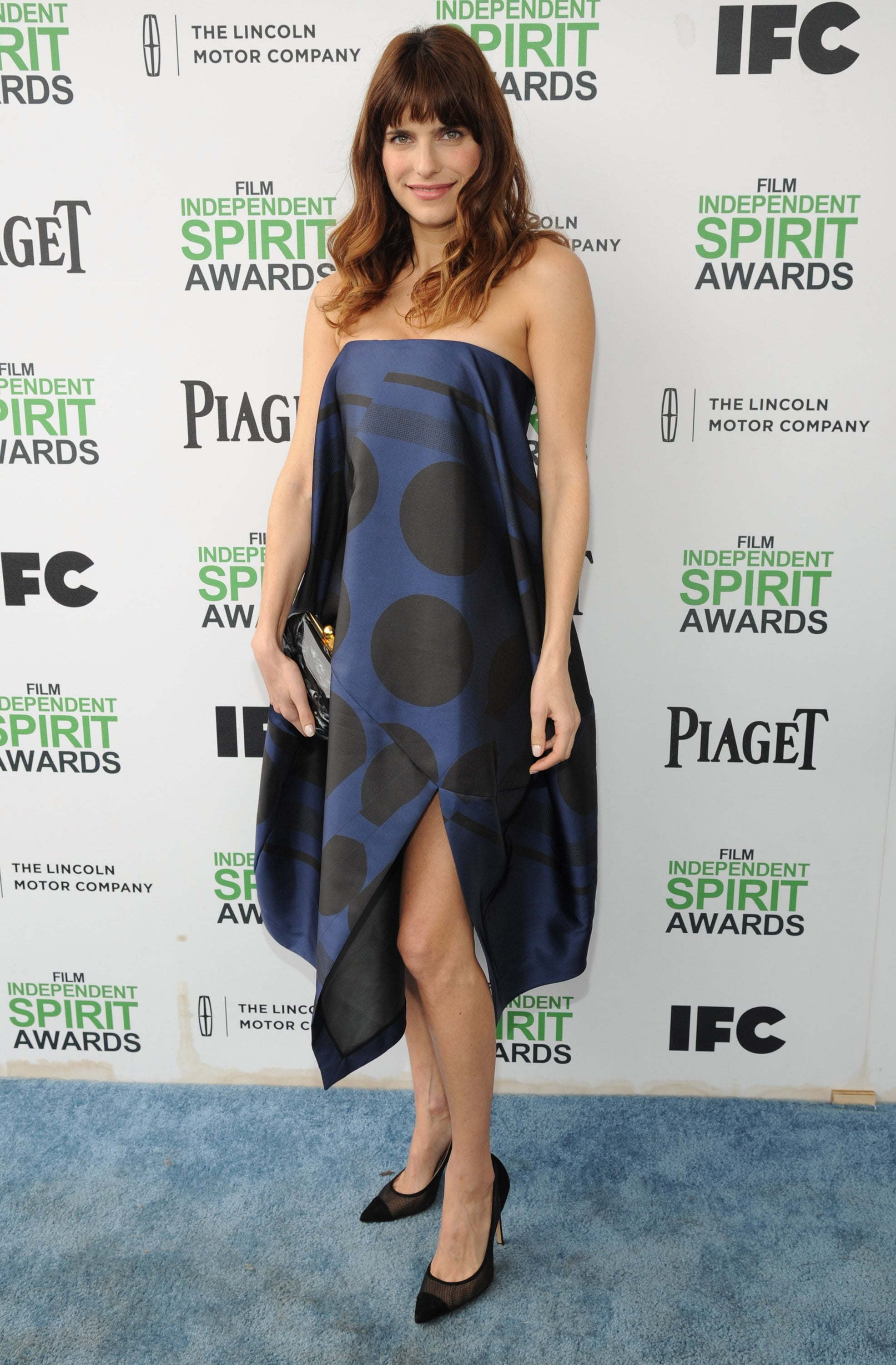 Lake Bell at the 2014 Spirit Awards