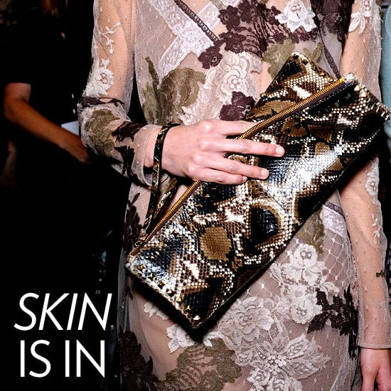 Shop Striking Exotic Skin Bags For Fall