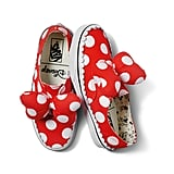 Disney x Vans Authentic Gore in Minnie Mouse Bow/True White