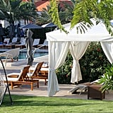 12. You Snag the Perfect Cabana