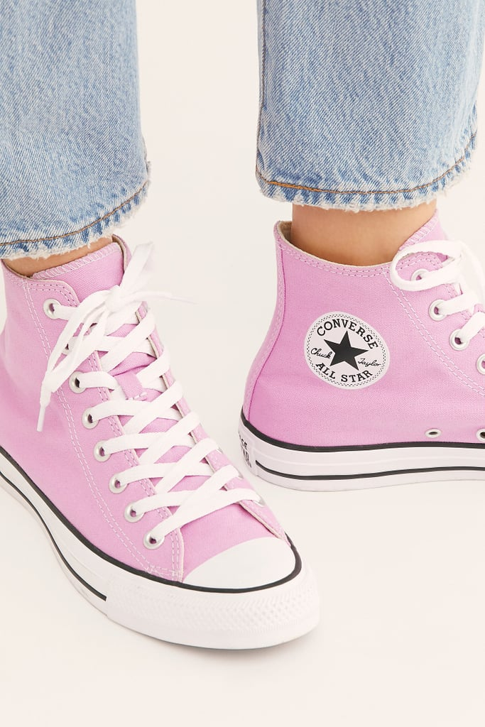 Chuck Taylor All Star Hi Top Converse Sneakers | Cutest
