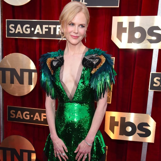 Nicole Kidman Gucci Dress at the SAG Awards 2017