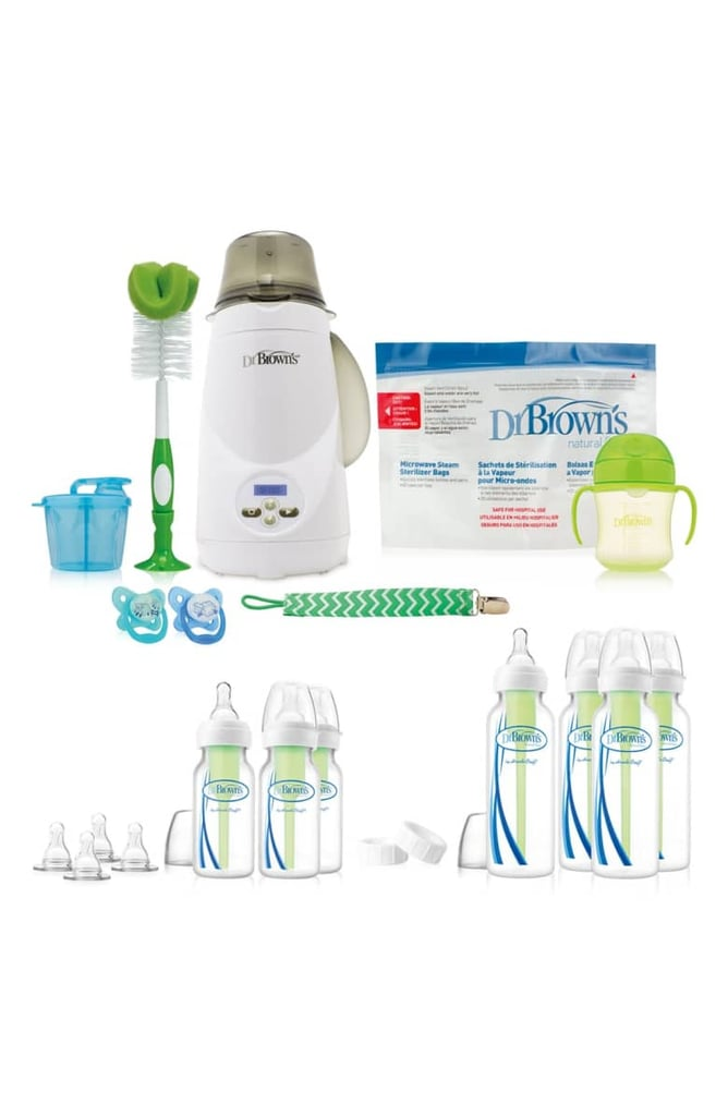 Dr. Brown's All-in-One Baby Bottle Gift Set