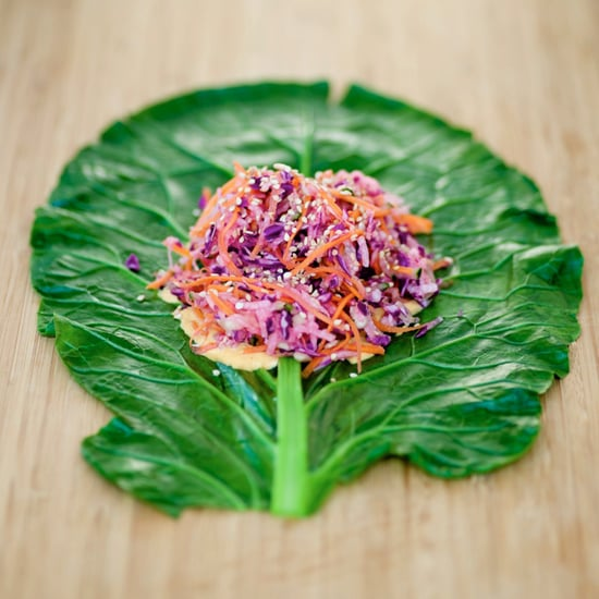 Collard Green Wrap Recipes