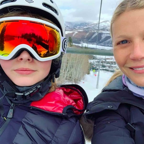 Gwyneth Paltrow Shares Photo Without Daughter's Permission