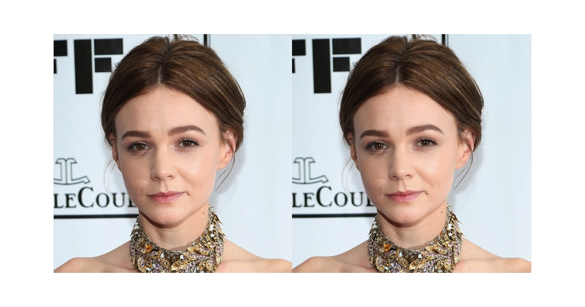 carey mulligan brown hair 2013 popsugar beauty