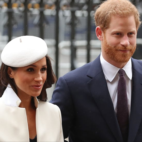 Meghan and Prince Harry's Wedding Invitations