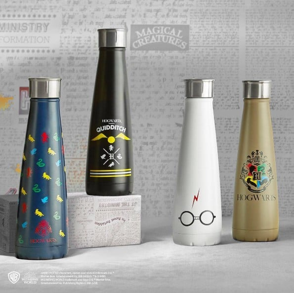 S'well Harry Potter Water Bottles