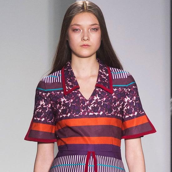 Suno New York Fashion Week Fall 2014