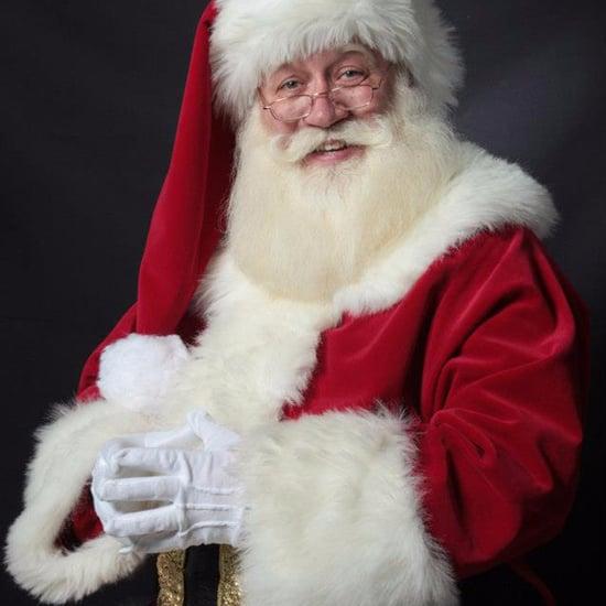 Terminally Ill Boy Dies in Santa's Arms