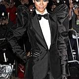 Rihanna at the 2009 Met Gala