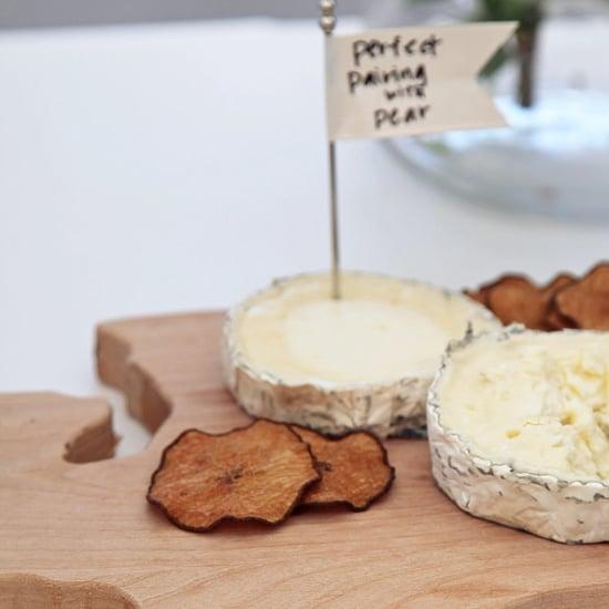 Interesting Cheese Pairings