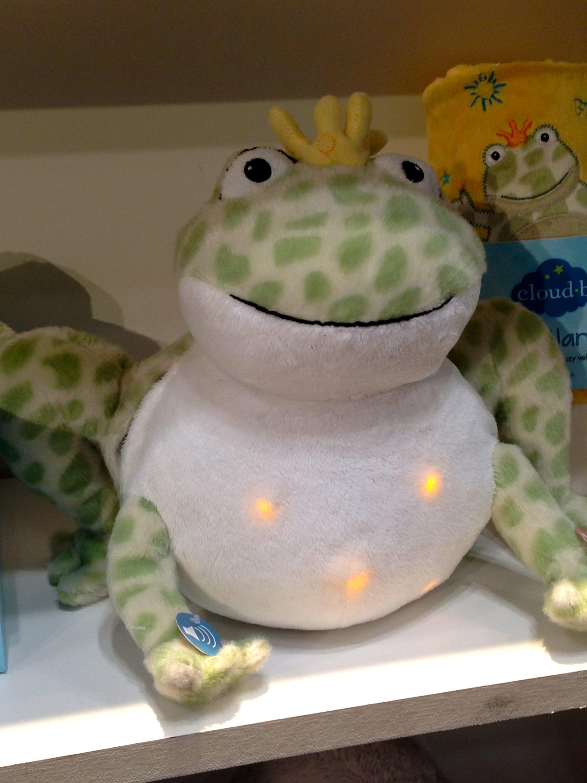 Cloud b. Frog Prince