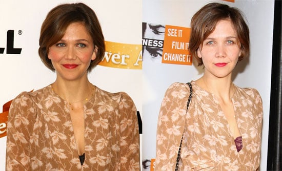 Which Makeup Makes Maggie Gyllenhaal's Look Best?