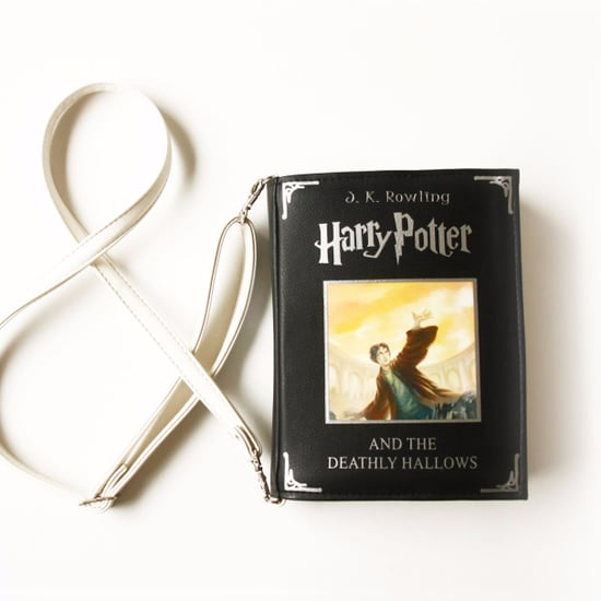 Book-Shaped Bags For Bookworms