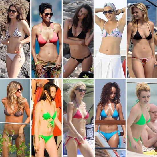 Favorite Celebrity Bikini Body of 2011 Poll
