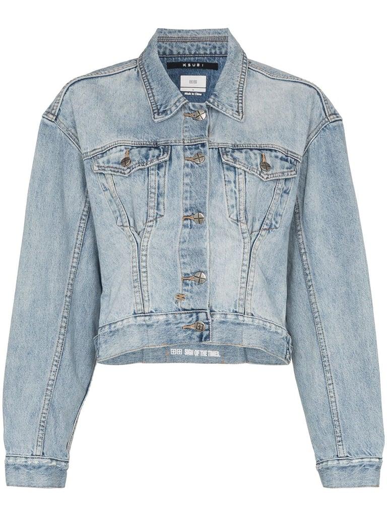 Ksubi x Kendall Jenner Denim Jacket