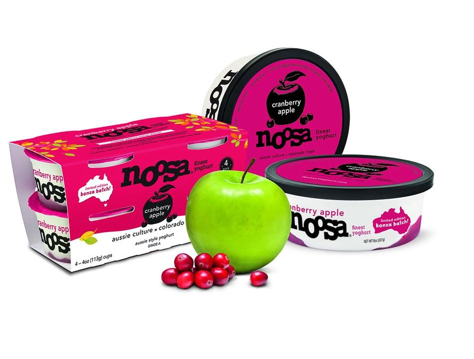 Cranberry Apple Noosa Yoghurt