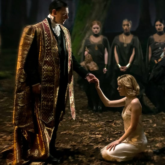 Chilling Adventures of Sabrina Horror Movie References