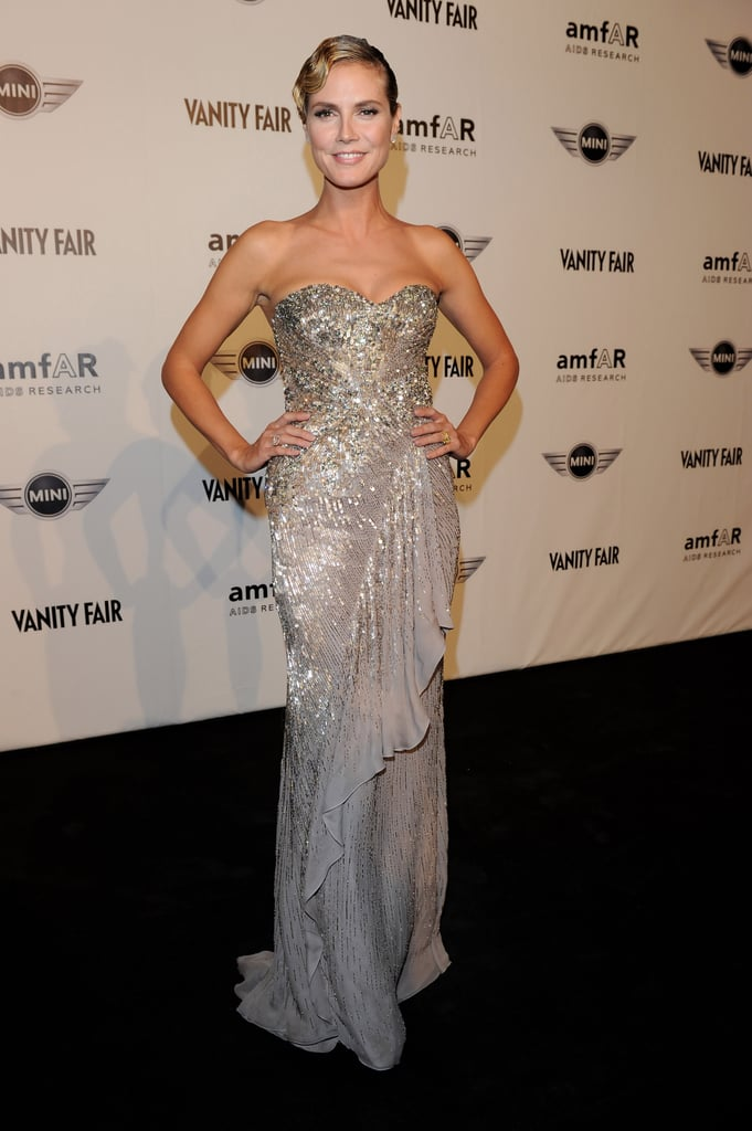 Pictures from MFW AmFAR