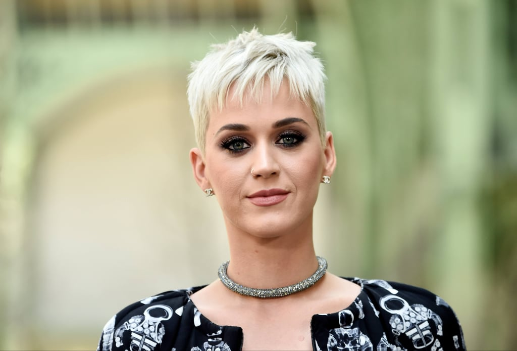 Katy Perry's Cryptocurrency Nail Art