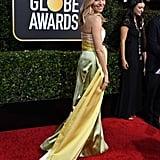 سينا ميلير في حفل جوائز الغولدن غلوب لعام 2020