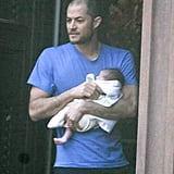 Shane Deary became a dad for the second time when he and wife Keri Russell welcomed daughter Willa Lou in December 2011.