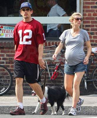 The Expecting Hawkes Have a Dog Day Afternoon