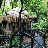 Go to the Rainforest Spa Hideaway at Sugar Beach