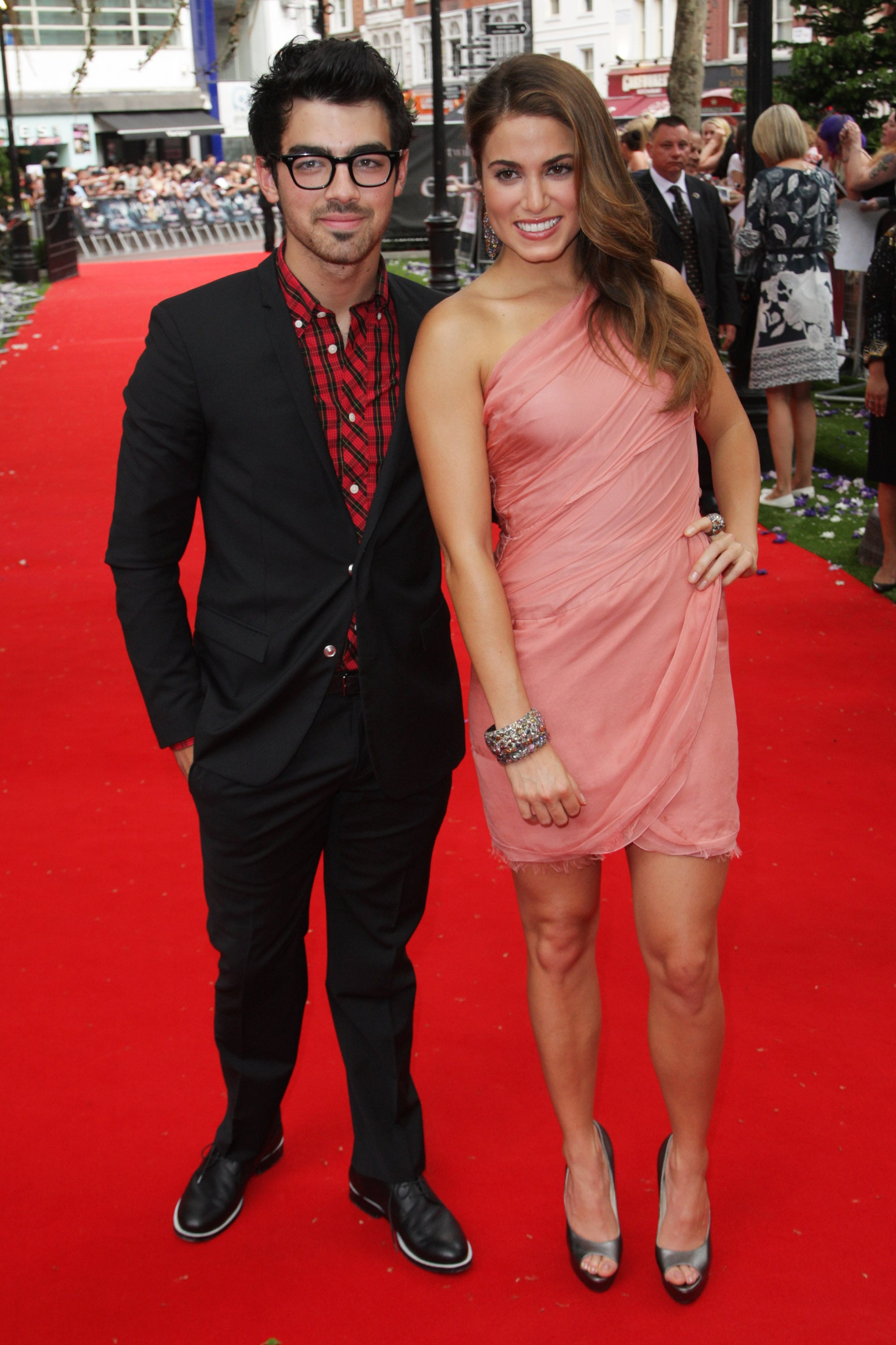 Pictures Of Nikki Reed And Joe Jonas At Eclipse London