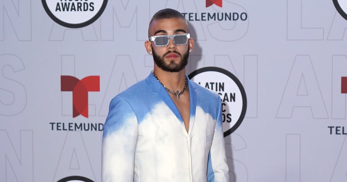 See the Men's Most Daring and Fun Looks at Latin AMAs (Without a Black Suit in Sight)