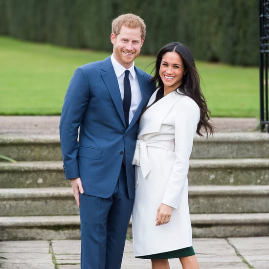 Royal Engagement Outfits