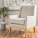 Archibald Fabric Accent Chair
