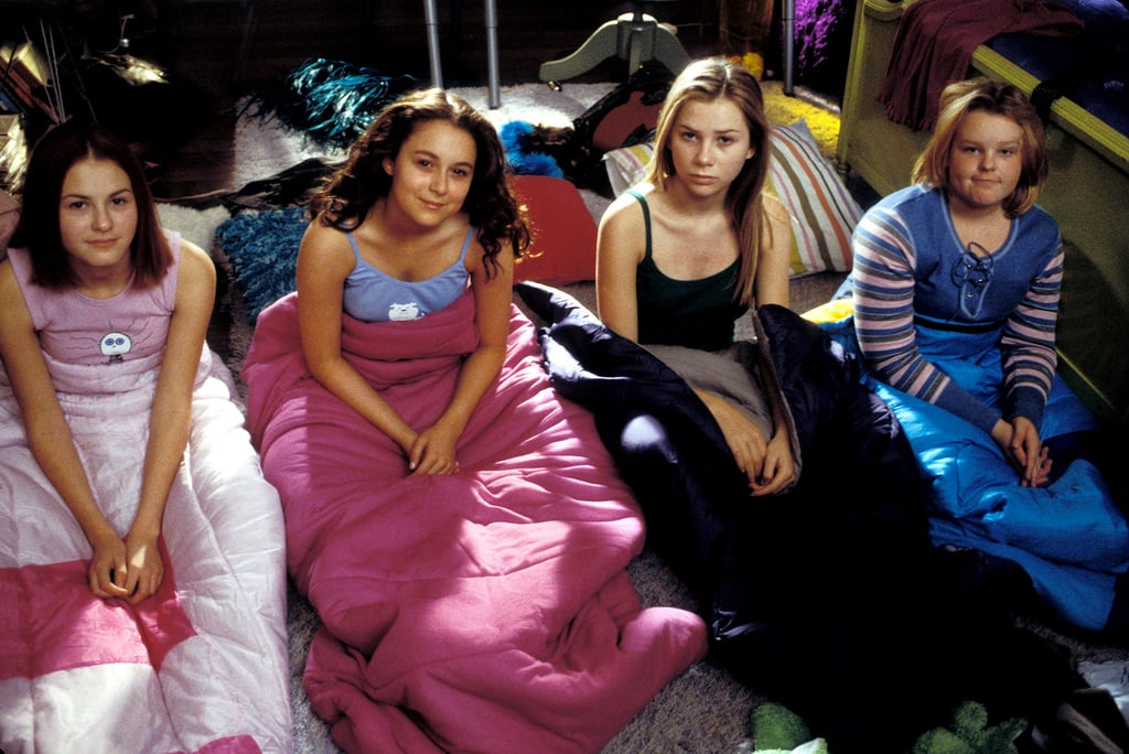 Things You Did at Sleepovers in the Early 2000s