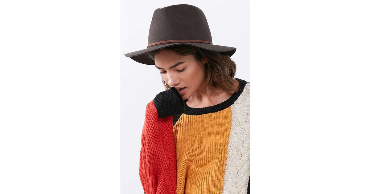 75ea57574b4 Brixton Wesley Fedora   Jennifer Aniston Style Gift Guide   POPSUGAR  Fashion Photo 19