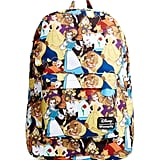 Loungefly Disney Beauty & the Beast Backpack